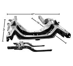 70 camaro subframe parts restoration catalog gm car parts