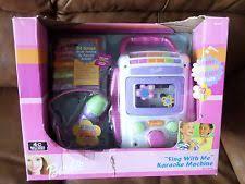 barbie karaoke ebay