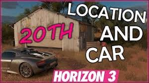 Barn Find 3 Forza Horizon Fh3 Barn Find Youtube Video Downloader Online
