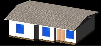 3d House Plan by Autocad House Plan 2d And 3d Tutorial Beginner Youtube