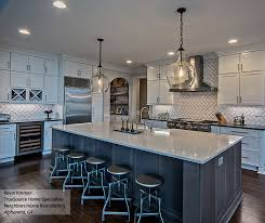 painted kitchen islands cherry cabinets with painted kitchen island kemper within cabinet
