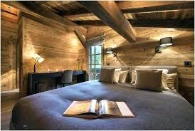 deco chambre chalet montagne chambre chalet montagne chambre esprit chalet chambre style chalet