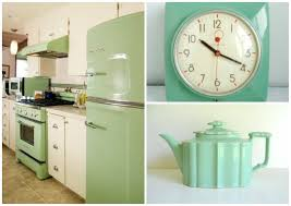 Vintage Kitchen Furniture 15 Essential Design Elements For A Perfectly Retro Kitchen