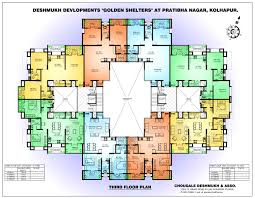 flat plans apartments captivating residential home building plans house and
