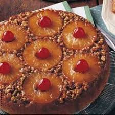 pineapple upside down cheesecake cake recipe