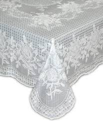 lace vinyl table covers katwa clasic rose lace vinyl tablecloth combo pack 1pc center