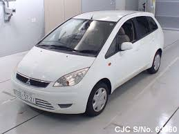 mitsubishi colt 2009 mitsubishi colt plus white for sale stock no 63060