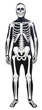 halloween skeleton jokes amazon com forum novelties men u0027s skeleton man bone skin suit