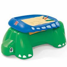 step 2 easel desk sit doodle turtle desk