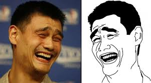 Eww Face Meme - video yao ming meets the yao ming meme si com