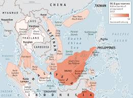 South China Sea Map Daily Chart The South China Sea The Economist