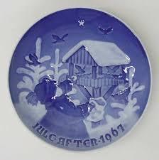 grondahl plate 1967 home kitchen
