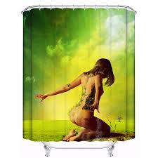shower curtains eco friendly peva waterproof bath shower