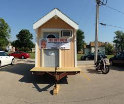 tiny house begins twin cities journey u2014 not in our town