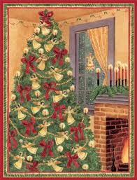 caspari cards buy caspari quot birdhouse tree quot christmas cards box of 16