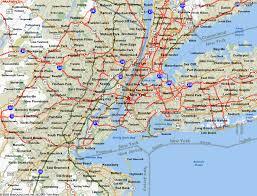 map of new york ny map of new york ny