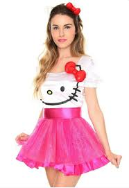 Hello Kitty Halloween Costumes by Ageplay Projects To Try Pinterest