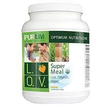 purium master amino acid pattern purium l o v e meal original 30 day supply