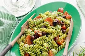 pasta salad pesto pesto pasta salad