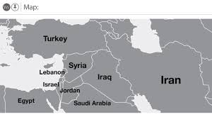 Middle East Map Capitals by Is The End Near For The Iran Nuclear Deal The World Weekly