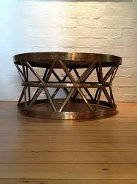 drum table for sale african drum table for sale at 1stdibs abysmal drum coffee table