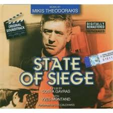 the state of siege state of siege original soundtrack by mikis theodorakis cd with