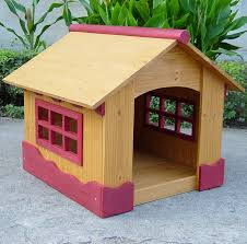 Valuable Idea Dog House Plans For Two Small Dogs 6 Designs For