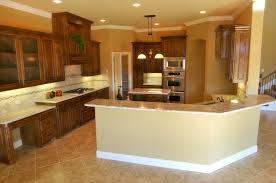 modern house kitchen designs inspirations in moder style kitchen with new cabinet and island