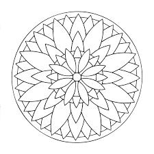 Coloriage Mandala A Imprimer 2014