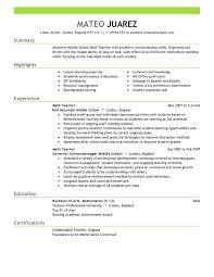 sample resume for esthetician student new resume cover letter