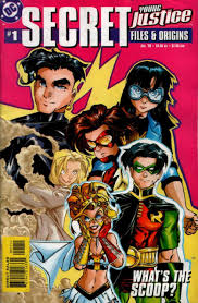 young justice young justice secret files 1 take back the night impulse u0027s
