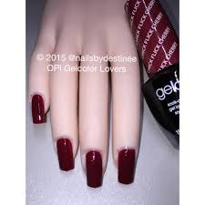 the classic collection u2013 opi gelcolor lovers