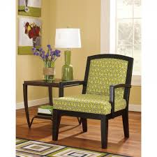 Arm Accent Chair Excellent Accent Chair With Wood Arms For Your Furniture Chairs
