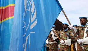 Dr Congo Flag The Un In The Drc Monusco