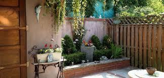 Backyard Ideas For Small Spaces Triyae Com U003d Backyard Patio Ideas For Small Spaces Various