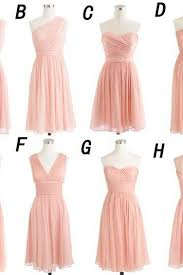 Light Pink Bridesmaid Dress Light Pink Bridesmaid Dresses On Luulla