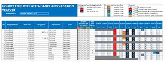 vacation planning template staff holiday vacation planner