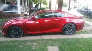 lexus hs 250h uber brand new 2017 rc f rear ended on test drive clublexus lexus