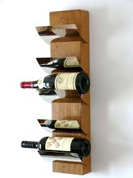 shelf cleanly under shelf wine rack for modern house kitchen