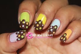 easy nail designs for medium nails creative nail art designs for