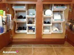 cabinet space how to maximize space in your bathroom cabinet
