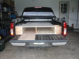 truck bed storage drawers diy