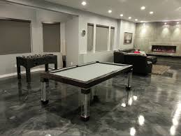 Convertible Pool Table by Dining Room Convertible Pool Tables Convertible Pool Tables