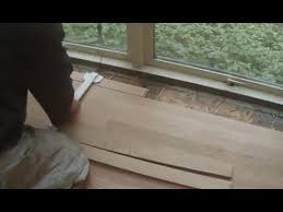 hardwood flooring installation guide putting security wires