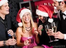 Christmas Party Host - what is a no host bar with pictures
