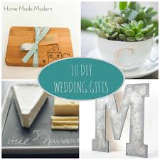 Home Made Modern by Diy Wedding Gifts Home Made Modern
