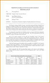 6 standard memorandum format model resumed