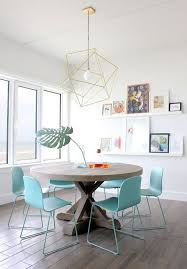 Blue Dining Room Chairs Best 25 Eclectic Dining Rooms Ideas On Pinterest Eclectic