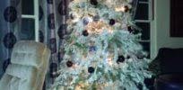 amazing inspiration ideas purple and silver christmas tree
