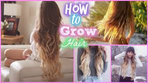 how long for hair to grow out of inverted bob how to grow out your hair longer faster youtube